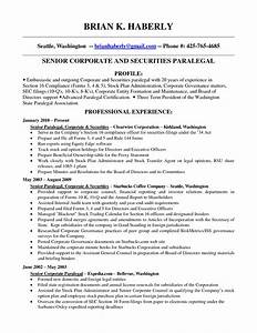 corporate paralegal resume sample resume ideas With paralegal resume 2016