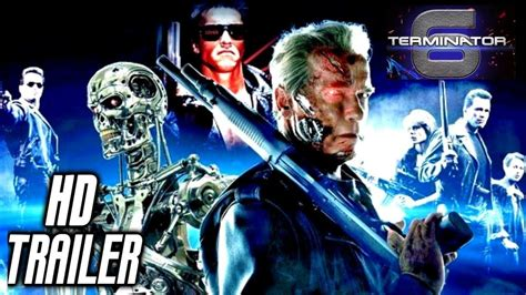 Terminator 6 (2019) Trailer Teaser  Terminator 6 (2019