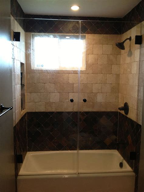 pin   point construction  bathroom tile design