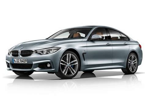 Lease The Bmw 4 Series Gran Coupe 420i M Sport 5dr