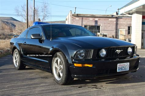 2005 Ford Mustang Coupe by 2005 Ford Mustang Gt Coupe Horsepower