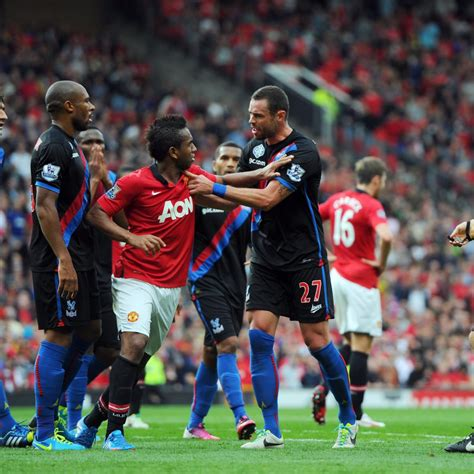 Crystal Palace vs. Manchester United: Date, Time, Live ...
