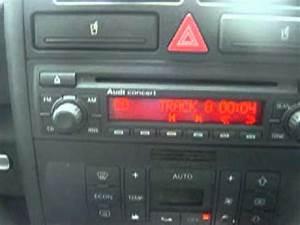 Radio Audi Concert : audi a2 fsi 59k fash concert cd stereo player test ~ Kayakingforconservation.com Haus und Dekorationen