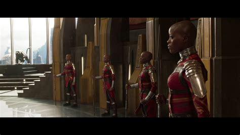 Official Black Panther Mcu Thread (movie Crosses  Billion Mark)