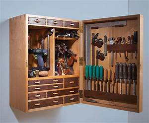 Cabinetmaker's Tool Chest - Popular Woodworking Magazine