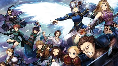 Valkyrie Profile Lenneth Details Launchbox Games Database