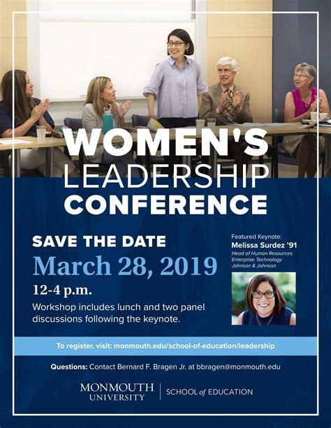 annual women leadership conference  school