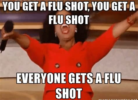 Flu Shot Meme - all about flu shots medspring blog