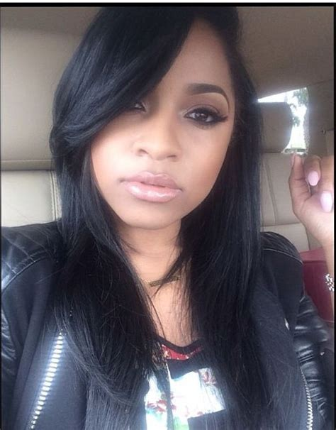 Toya Wright Hairstyles by Toya Wright Paint Hair Cut Your Hair