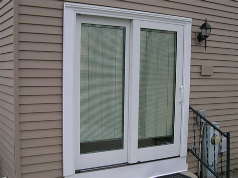 Reliabilt Patio Doors With Built In Blinds by Blinds Between The Glass Sliding Patio Door Jacobhursh
