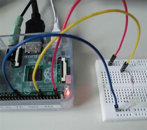 Elektronik Projekte Gpio Programmieren Konsole