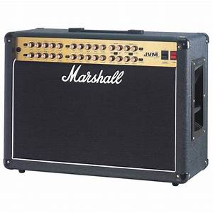 Marshall Jvm410c 2x12 Valve Combo At Gear4music