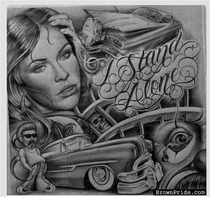 Pin by Cesar Ojeda on Arte | Pinterest | Chicano, Chicano ...