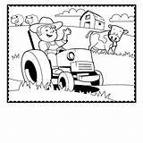 Coloring Farm Pages Tractor Animals Preschool Farmer Trailer Printable Animal Agriculture Horse Cow Drawing Crafts Getdrawings Sheets Print Sketchite Popular sketch template