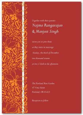 indian wedding invitation templates indian wedding invitation template shaadi