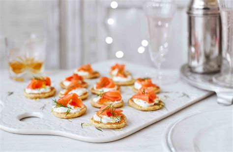 canape filling ideas year 39 s food ideas tesco food