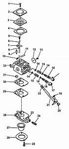 Echo Pp-800 Parts List And Diagram
