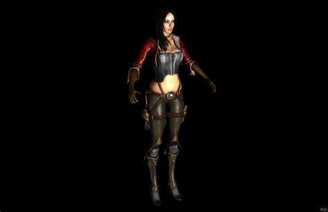 anjali dungeon siege 3 39 dungeon siege 3 39 katarina reupload by lezisell on deviantart