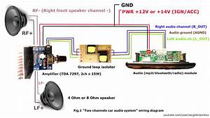 Kenwood Bluetooth Car Radio Wiring Diagram