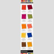Los Colores Tendencia Para La Primaveraverano 2019