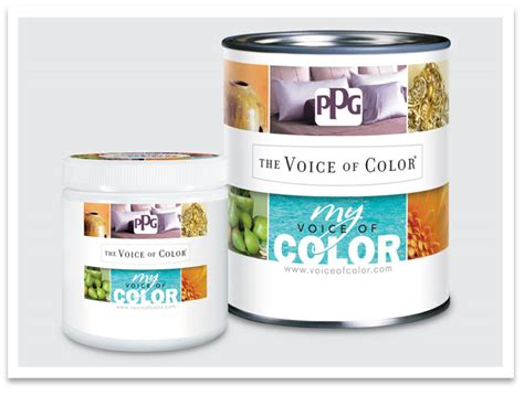 voice of color ppg voice of color vorpdesign
