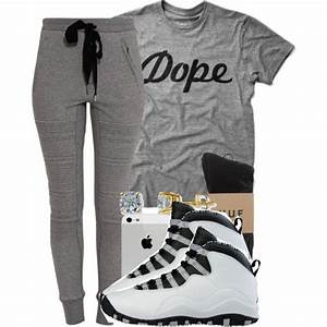 Dope Outfit w/ Retro Js | Nova Fashion | Pinterest | Dope outfits Retro and Clothes