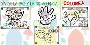 Día de la PAZ Galería de dibujos Y CARTELES niños del mundo para colorear Orientacion Andujar
