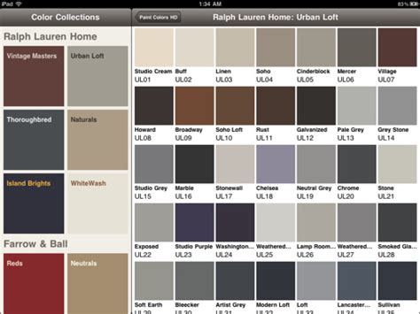 paint colors hd for paint colors app
