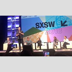 Elon Musk Crashes Sxsw To Debut Spacex Falcon Heavy Montage