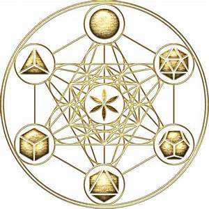 """""""Platonic Solids, Metatrons Cube, Flower of Life"""" Stickers ..."""