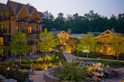 the lodge and spa at callaway gardens experience
