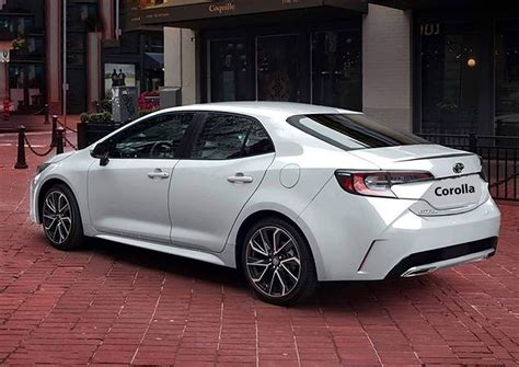 Toyota Gli 2020 by Novo Corolla 2020 Chega Ao Brasil At 233 Julho Do Ano Que Vem