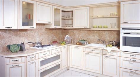 cuisine blanc et noyer cuisine mobilier raimondi