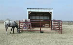 barn design loafing sheds horse ideology
