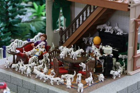 dalmatians luxplaymodays  magic parade diorama
