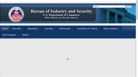 bureau of industry security here 39 s what every us government department and agency