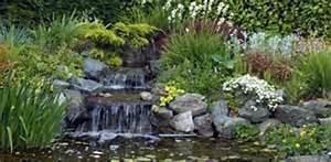 Gartenteich Mit Wasserfall : wasserfall f r den gartenteich sch n und n tzlich ~ A.2002-acura-tl-radio.info Haus und Dekorationen