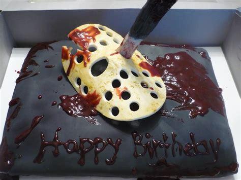 photo scary mickey mouse cake friday   horror