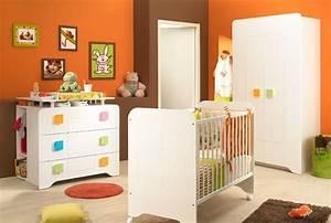 Chambre Bébé Moderne : lit bebe roulettes conforama ~ Melissatoandfro.com Idées de Décoration