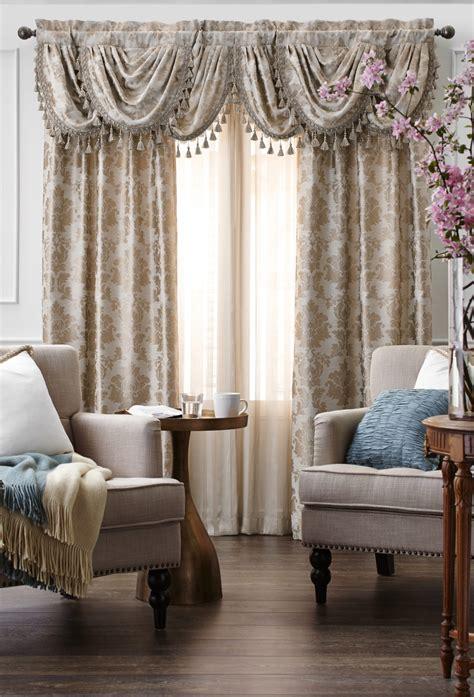 royal velvet supreme damask pinch pleat back tab curtain