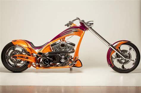 Covington's Menciachopper Custom Motorcycle