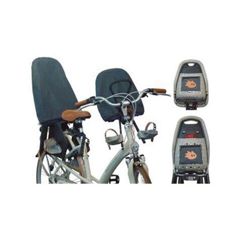 siege bebe velo suspendu protection pluie siège bébé vélo yepp chez cyclable