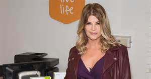 Kirstie Alley endorses Donald Trump for president  Kirstie Alley