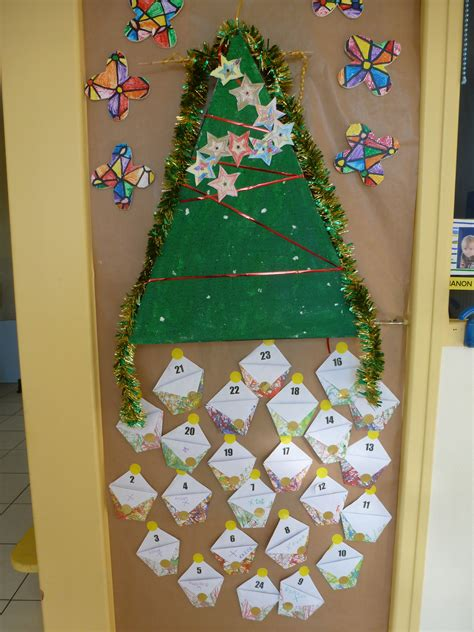 decoration de noel maternelle