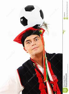 Polish Man In A Traditional Outfit Stock Images - Image ...