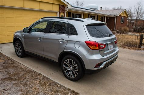 Review Mitsubishi Outlander Sport by 2018 Mitsubishi Outlander Sport Review Gear Grit