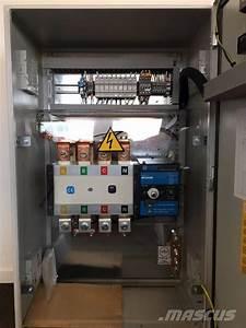 Used Ats Panel 630a - Max 435 Kva