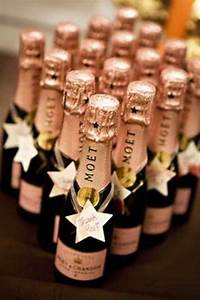 50 wedding budget tips gold champagne champagne and With champagne bottle favors for weddings