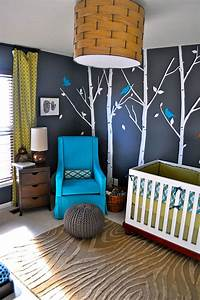 nursery room ideas 25 Modern Nursery Design Ideas