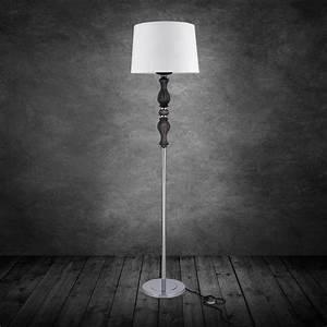 Stehlampe Mit Weißem Schirm : moderne stehleuchte stehlampe lampe wohnzimmer leuchte standleuchte ebay ~ Bigdaddyawards.com Haus und Dekorationen